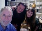 James, Tiago, & Helena Photo on 2013-11-27